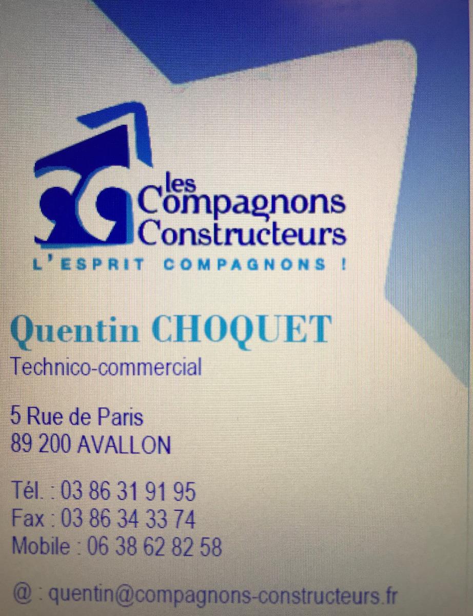 Terrain QUARRE-LES-TOMBES - Compagnons Constructeurs