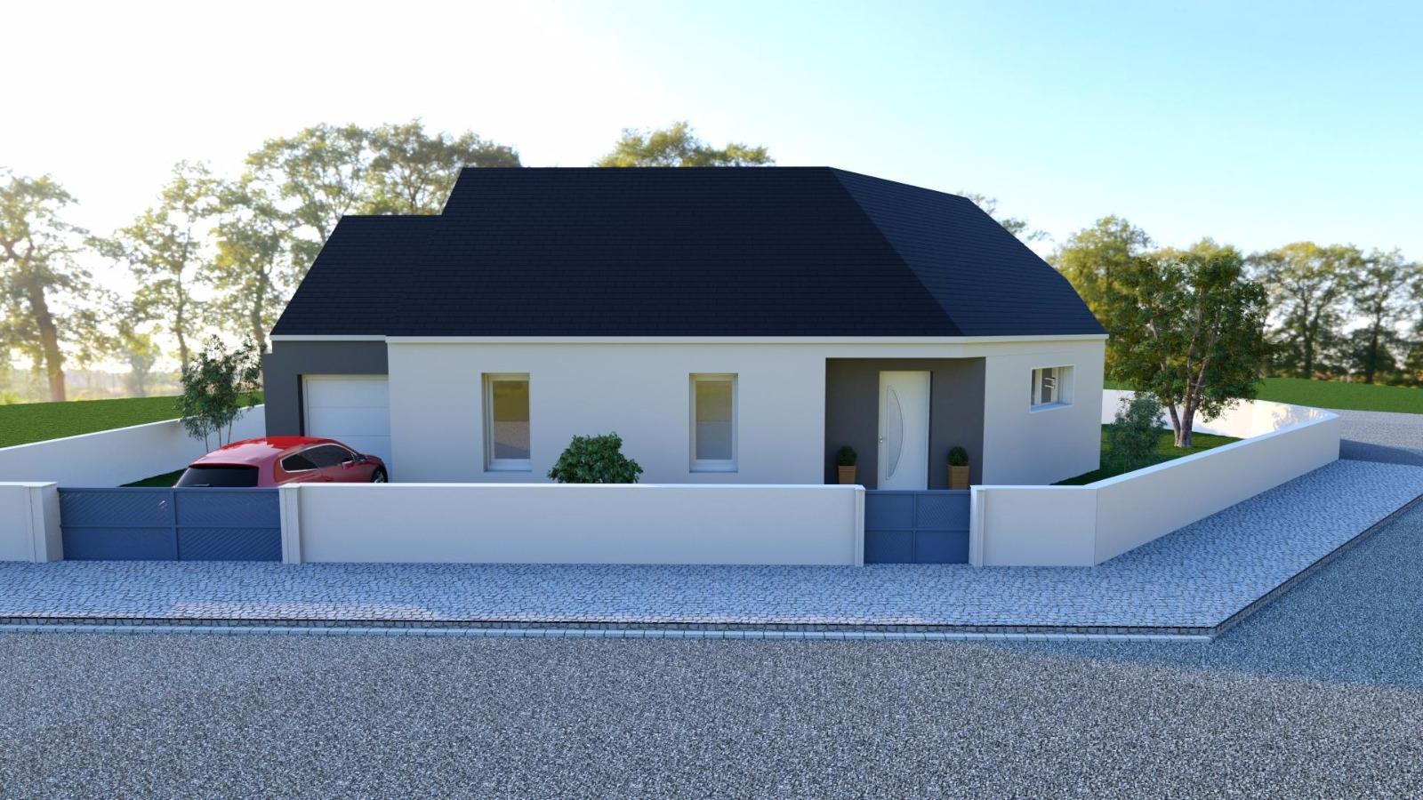 Terrain maison Lantenay  - Compagnons Constructeurs
