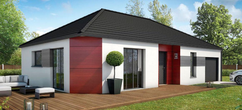 Maison à 14 km d'Auxerre - Compagnons Constructeurs