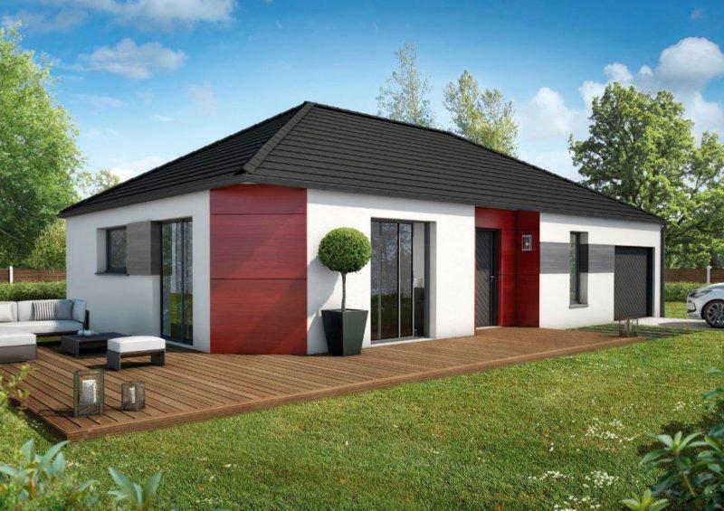 Maison sur Guillon - Compagnons Constructeurs