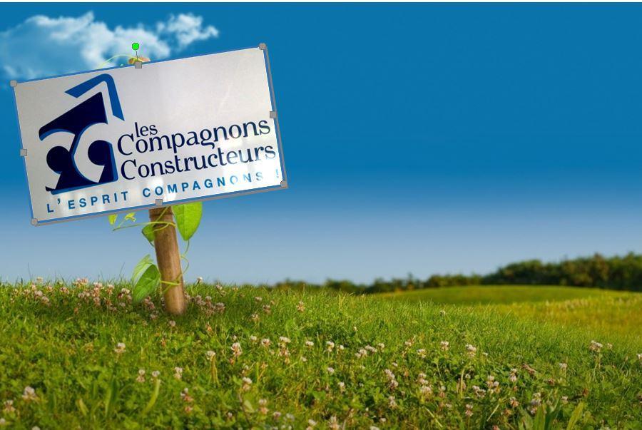 Terrain constructible proximité Joigny - Compagnons Constructeurs